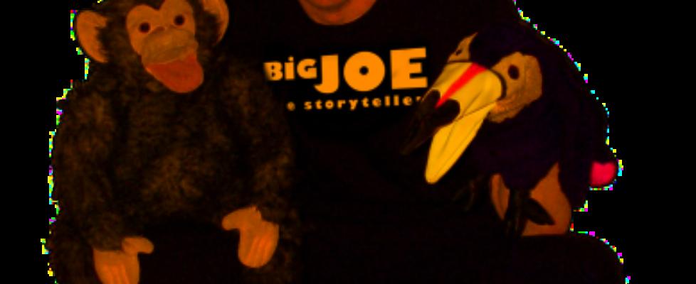 Big Joe and Friends Big-1